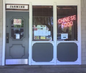 Jasmine Chinese Food, Los Gatos