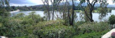 The Dam at Vasona Lake County Park, Los Gatos, CA
