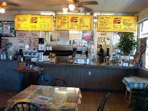 Classic Burger Indoor View