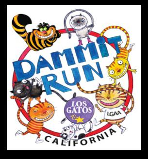 Dammit Run - Los Gatos Dammit Run