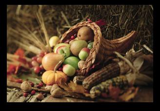 Cornucopia - Thanksgiving Interfaith Service