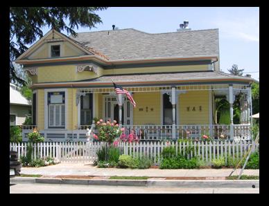 105 Tait Ave Los Gatos (Almond Grove district) built appx 1890