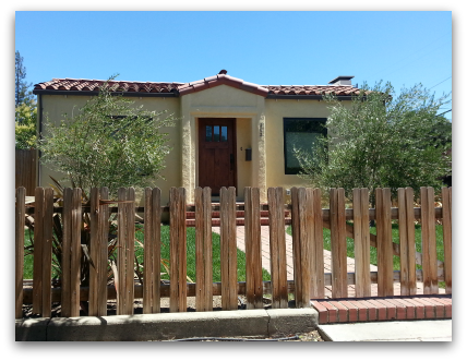 Almond Grove neighborhood Los Gatos house