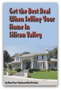 Book on selling a home in Silicon Valley by Realtor Mary Pope-Handy