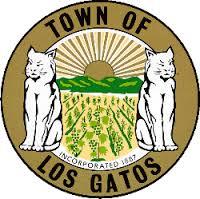 Los Gatos town seal