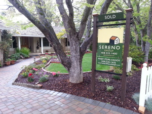 Ranch style home - this one on the west side in Monte Sereno, which shares parks, schools, library & police with Los Gatos
