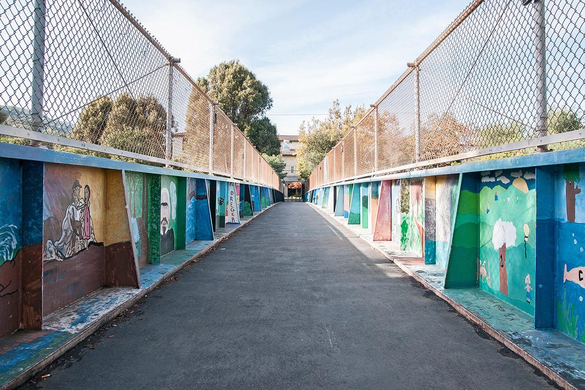 Footbridge 2 - Photos of Los Gatos