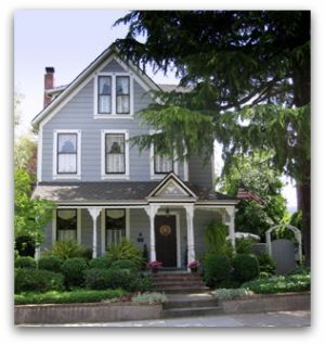 AlmondGroveHouse - How old are the oldest houses in Los Gatos and nearby?