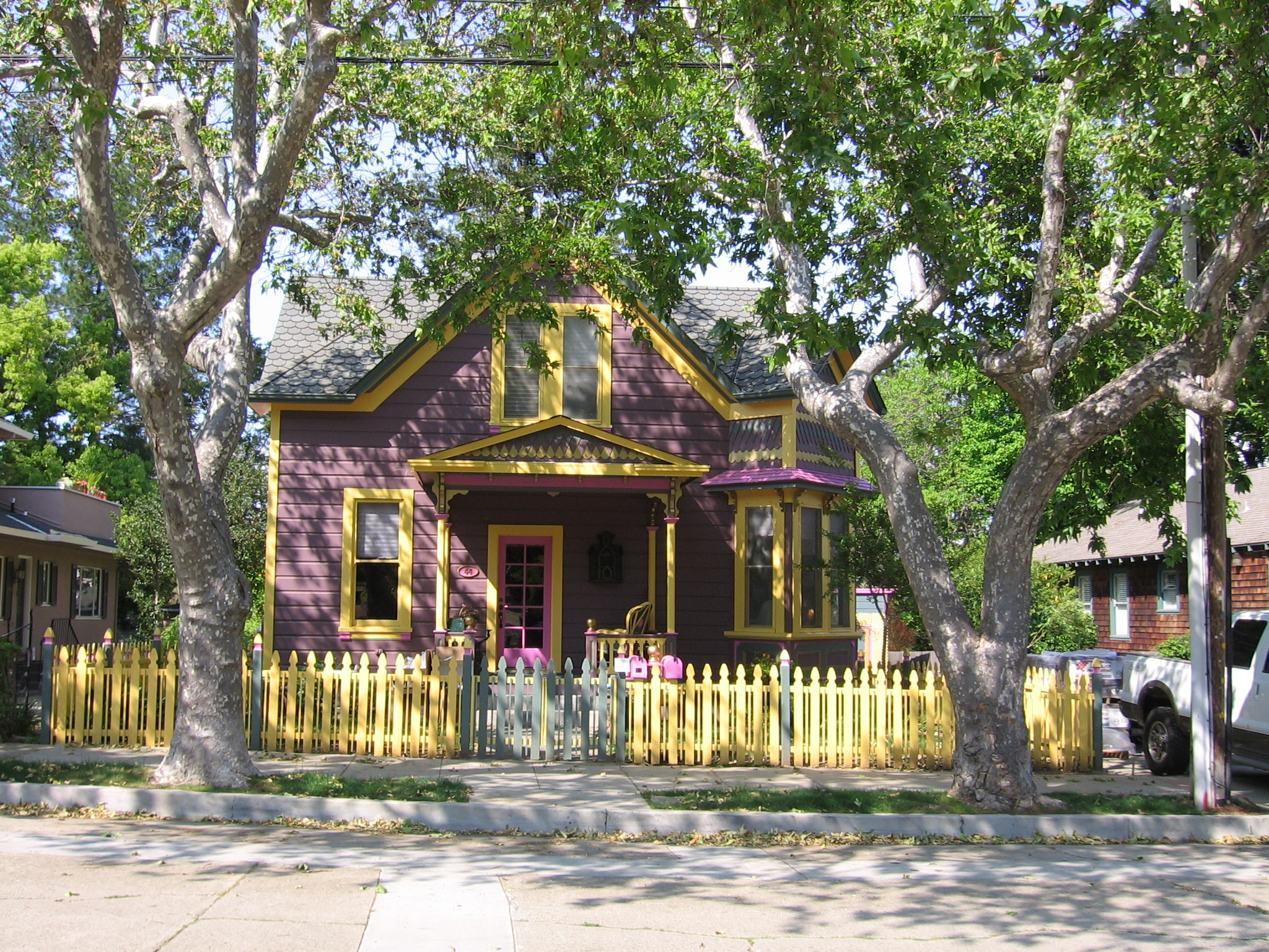 IMG 0020 - How old are the oldest houses in Los Gatos and nearby?