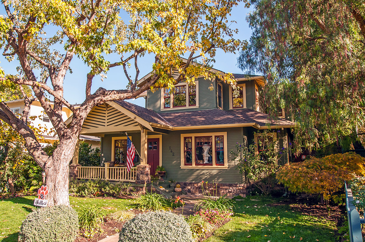 Los Gatos Home - How old are the oldest houses in Los Gatos and nearby?