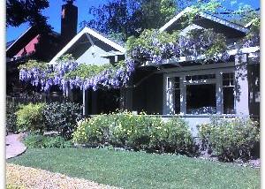 Almond Grove area home