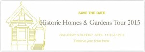 Los Gatos historic home tour 2015