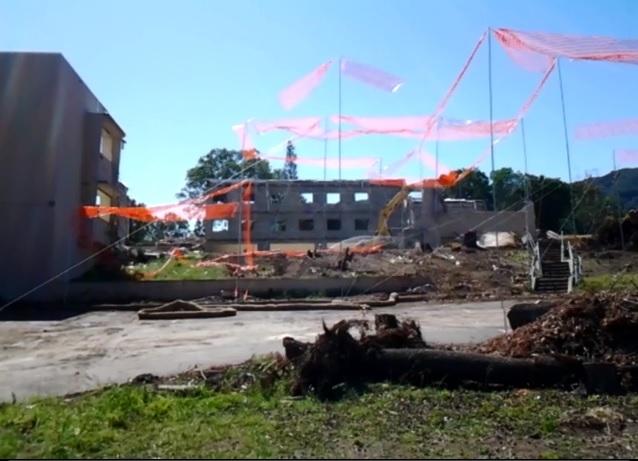 4 convent demolition - Convent tear down