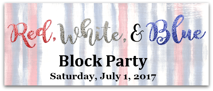 BlockParty2017 - Los Gatos Celebrates July 4th, Independence Day, Join in the Fun!