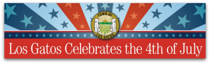 Los Gatos July 4 - Los Gatos Celebrates July 4th, Independence Day, Join in the Fun!