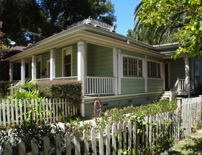 2 Broadway home 650x500 - The historic Broadway area neighborhood in Los Gatos