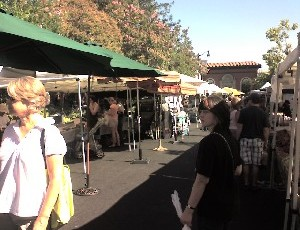 Crowd view 300x230 - Visit the Los Gatos Farmer's Market!