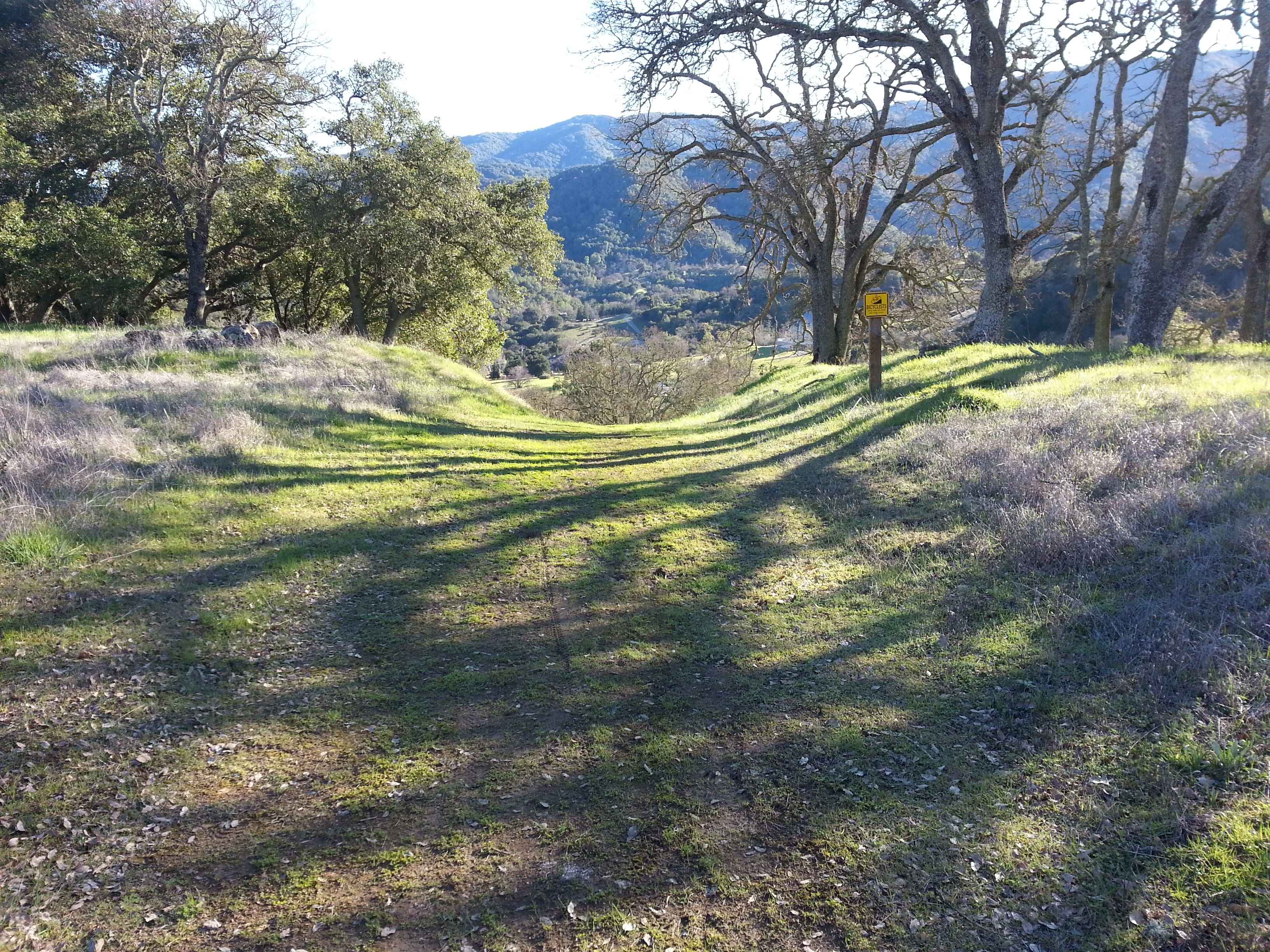 Shannon Valley Ranch open space trail - Shannon Valley Ranch
