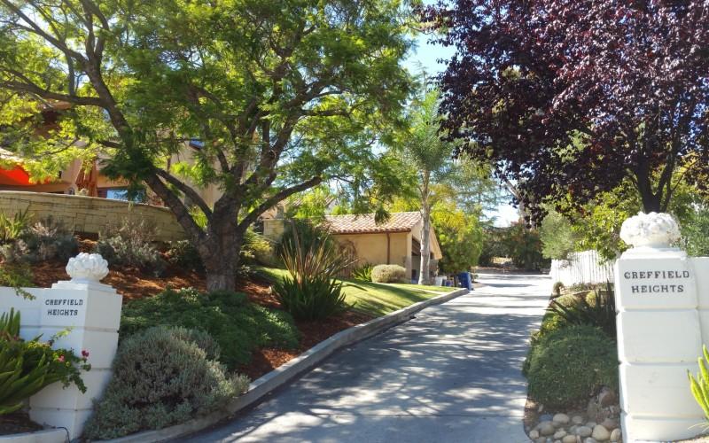 Creffield Heights on San Benito in Los Gatos