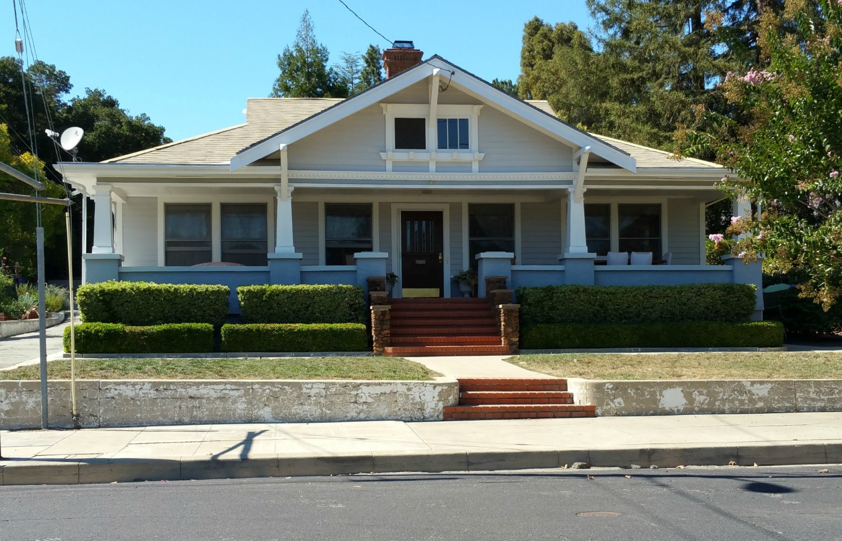 11 Craftsman on San Benito near Mariposa1 - Creffield Heights and San Benito Avenue area