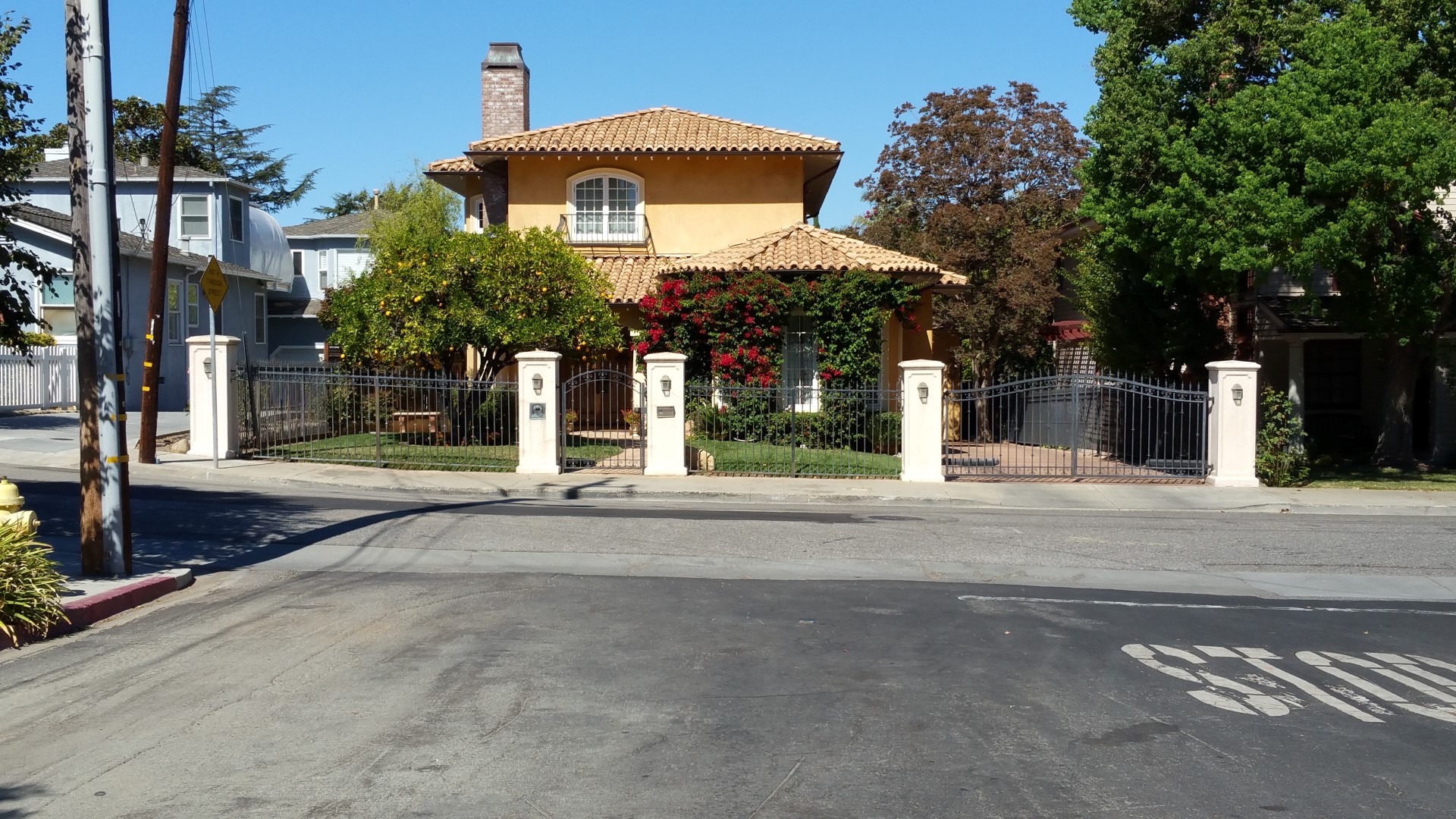 12 Mediterranean style home on Mariposa at San Benito1 - Creffield Heights and San Benito Avenue area