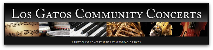 LGCCS - Los Gatos Community Concert Association Musical Series