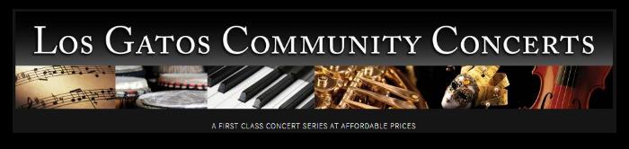 LGCCS - Los Gatos Community Concert Association Musical Series