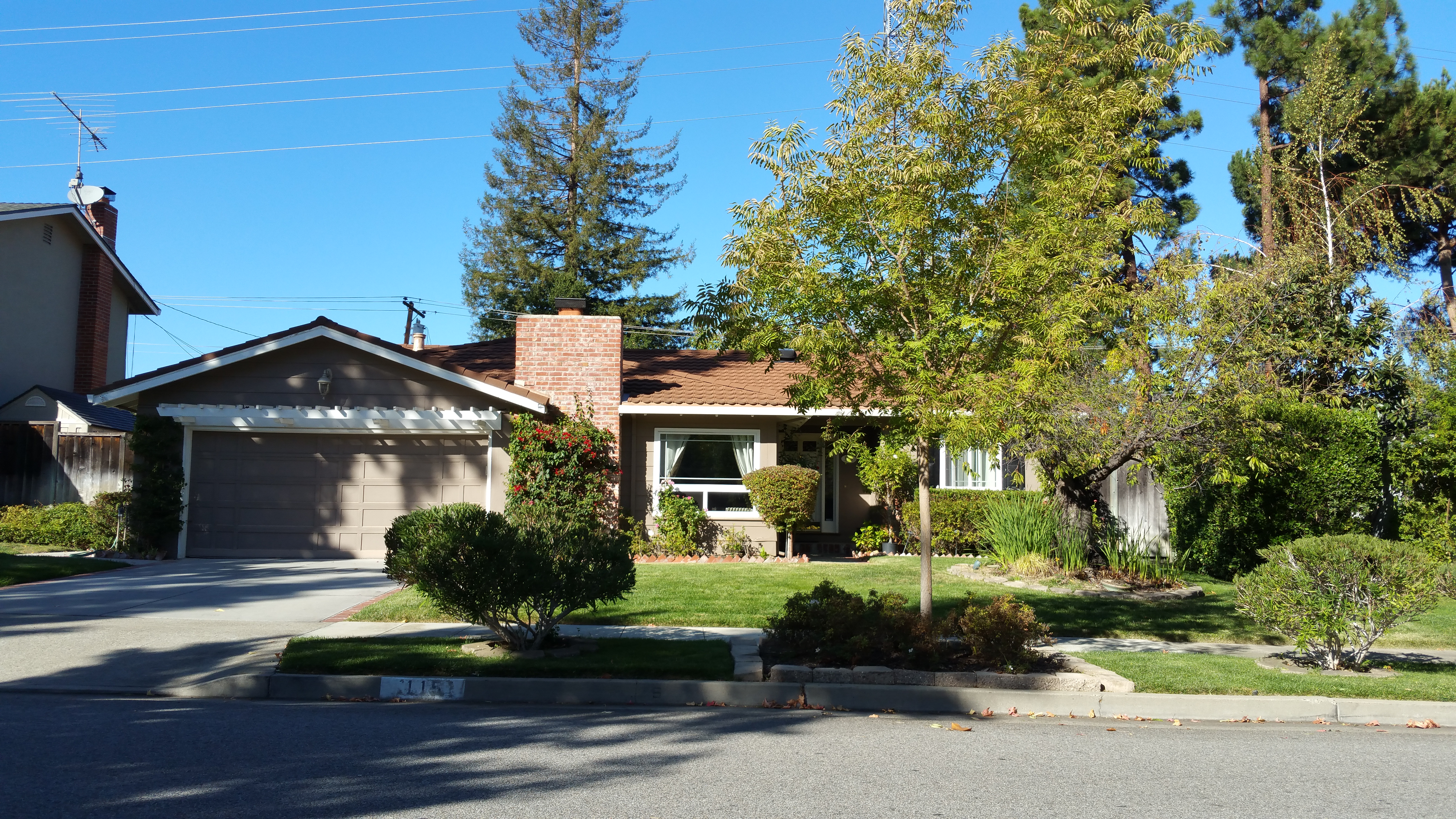 6 Anne Way near Union - Strathmore neighborhood of Los Gatos