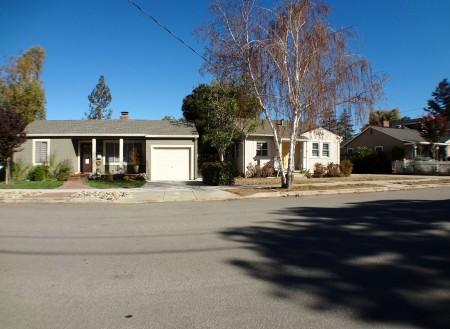 Loma Vista, El Gato, Rancho Padre subdivisions - samples of original homes