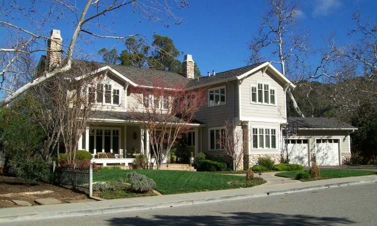 Kennedy Meadows subdivision in east Los Gatos