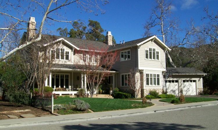 Kennedy Meadows subdivision in east Los Gatos