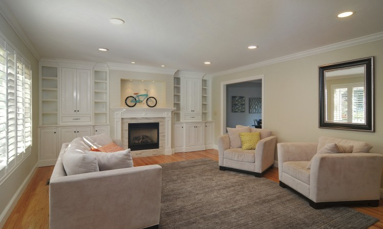 005 Living Room 750x450 - Exquisite, expansive, remodeled Belwood home - 127 Belhaven Drive, Los Gatos