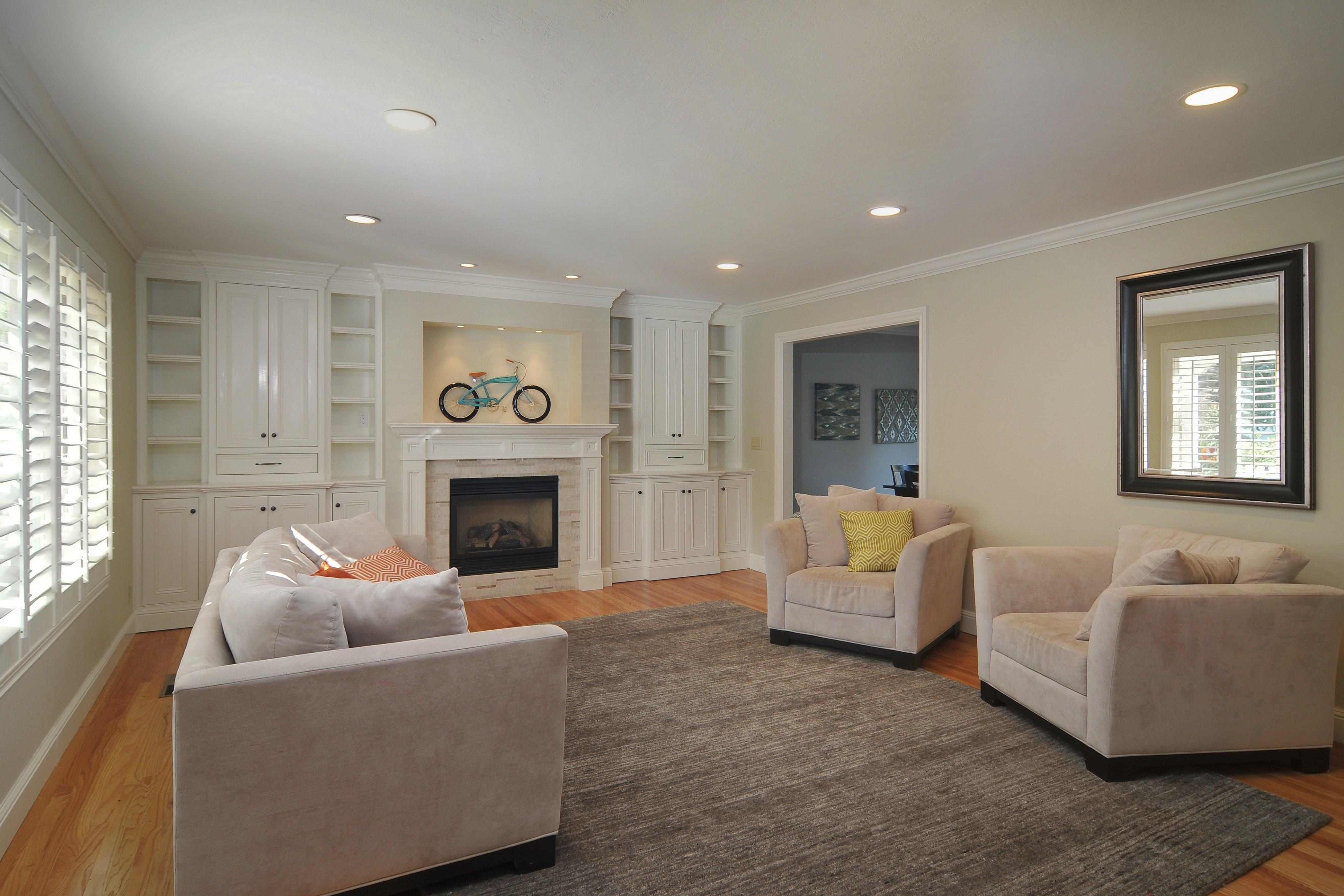 005 Living Room - Exquisite, expansive, remodeled Belwood home - 127 Belhaven Drive, Los Gatos
