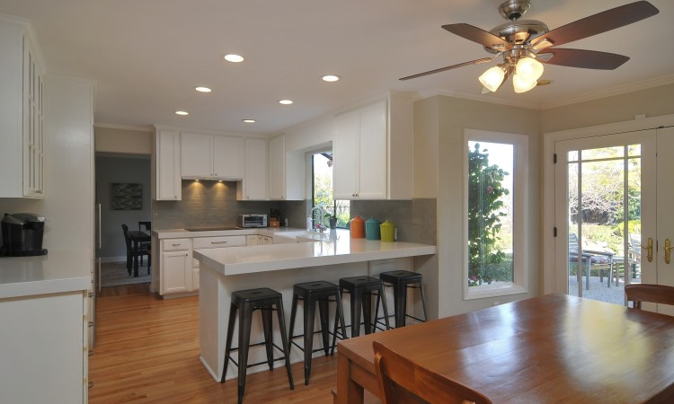 008 Kitchen 3 750x450 - Exquisite, expansive, remodeled Belwood home - 127 Belhaven Drive, Los Gatos
