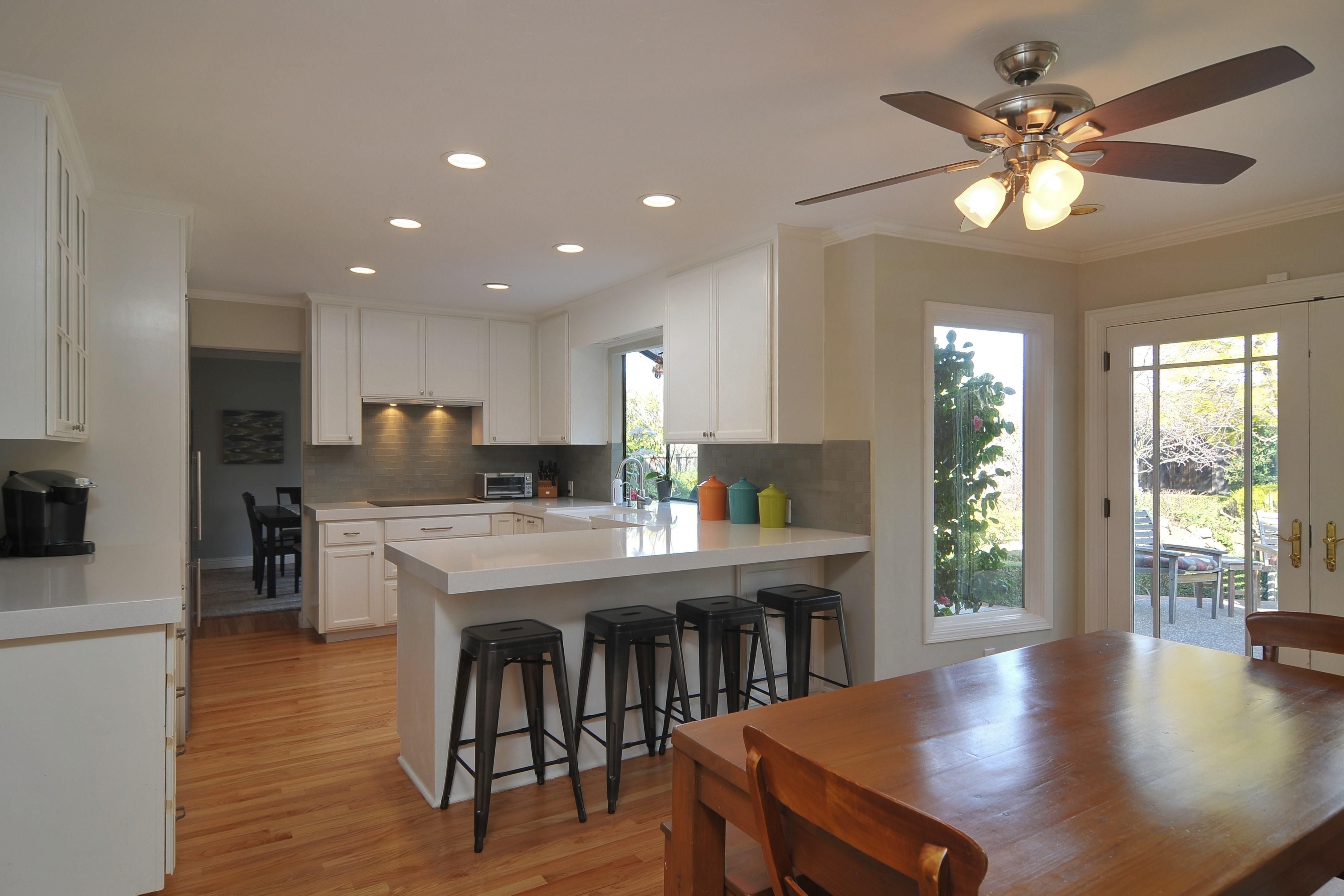 008 Kitchen 3 - Exquisite, expansive, remodeled Belwood home - 127 Belhaven Drive, Los Gatos