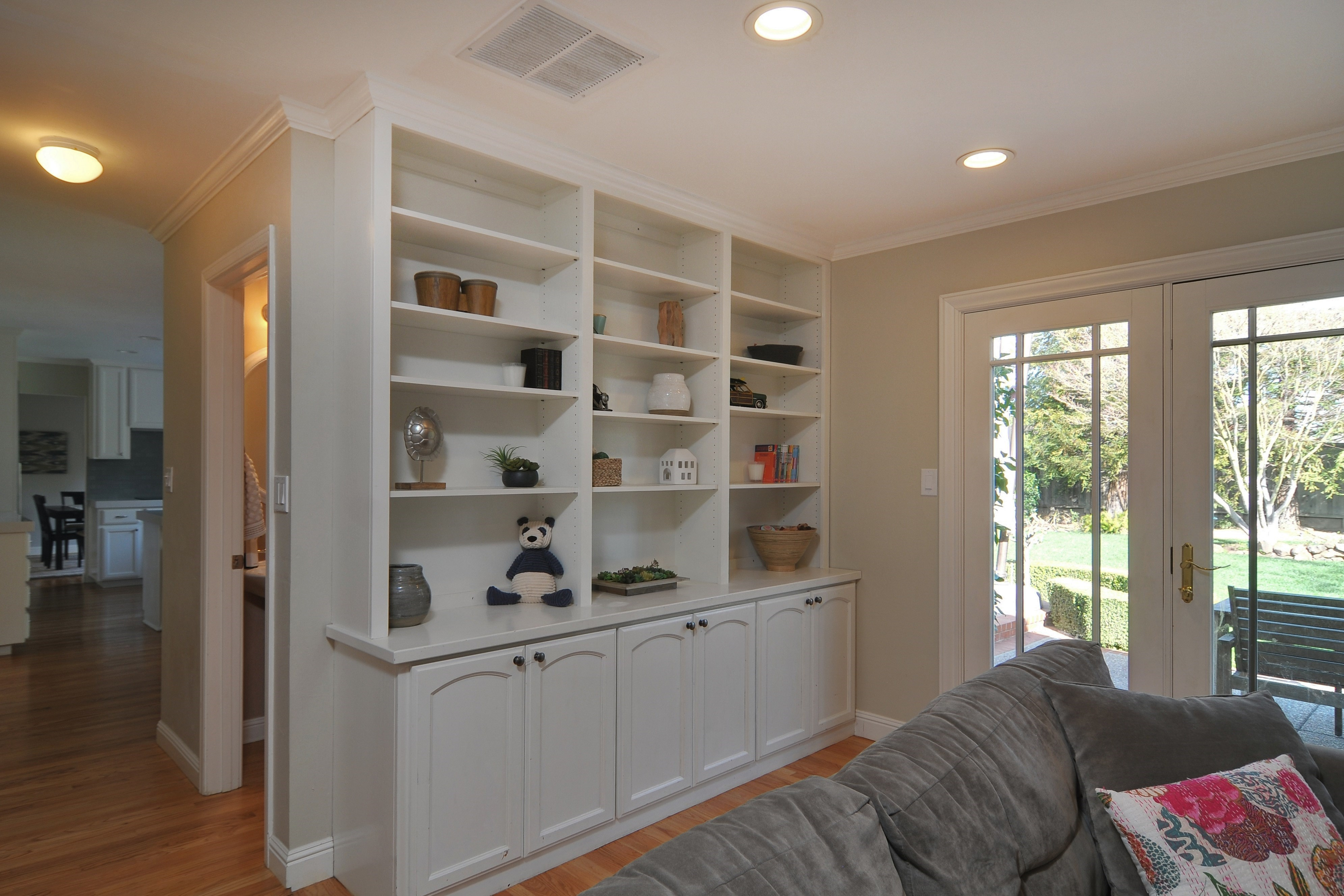 012 Family Room 2 - Exquisite, expansive, remodeled Belwood home - 127 Belhaven Drive, Los Gatos