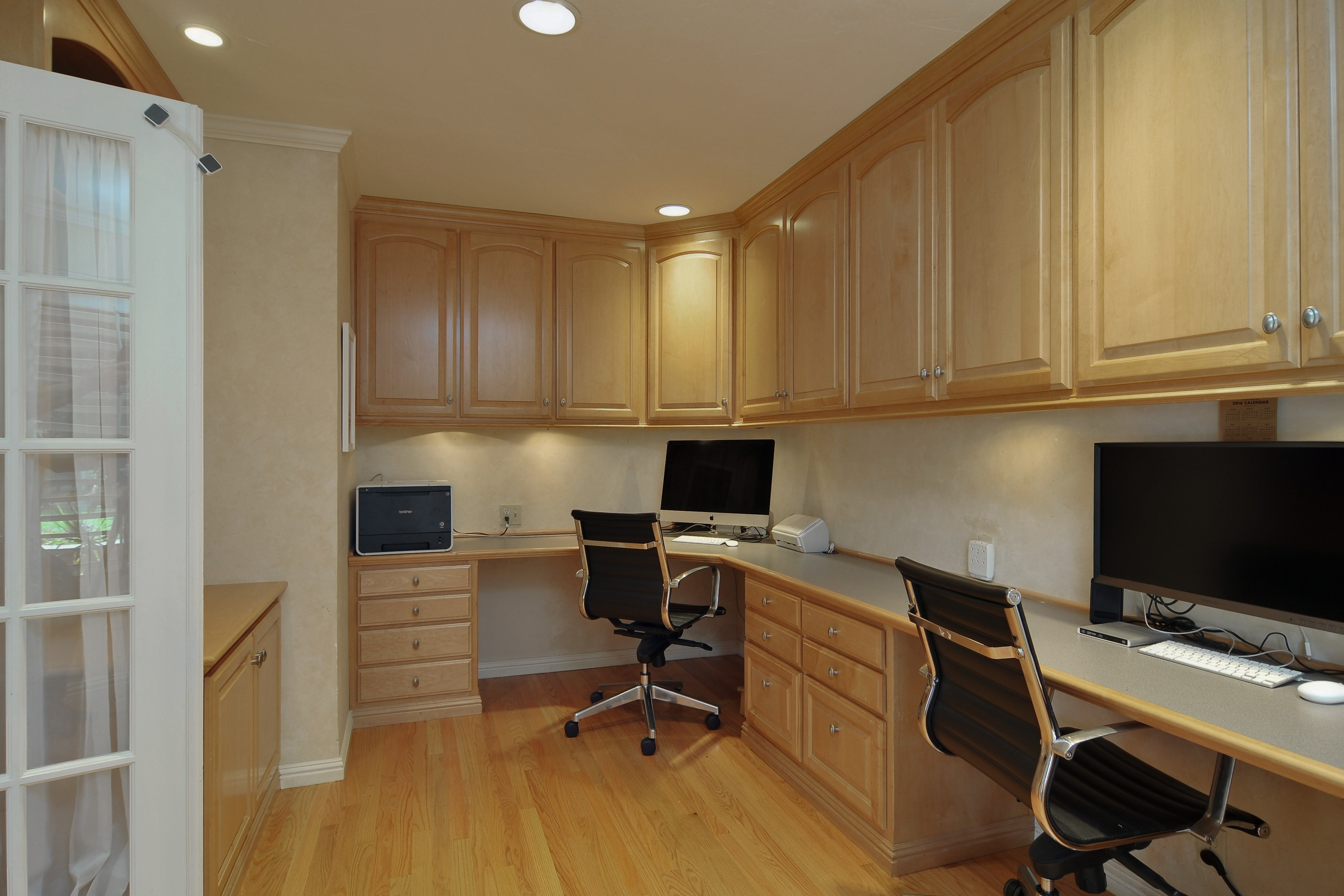 013 Home Office - Exquisite, expansive, remodeled Belwood home - 127 Belhaven Drive, Los Gatos