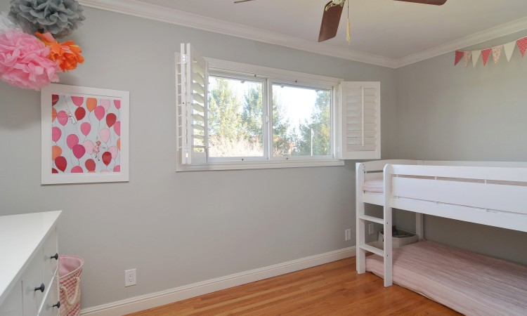 019 Bedroom 3 750x450 - Exquisite, expansive, remodeled Belwood home - 127 Belhaven Drive, Los Gatos