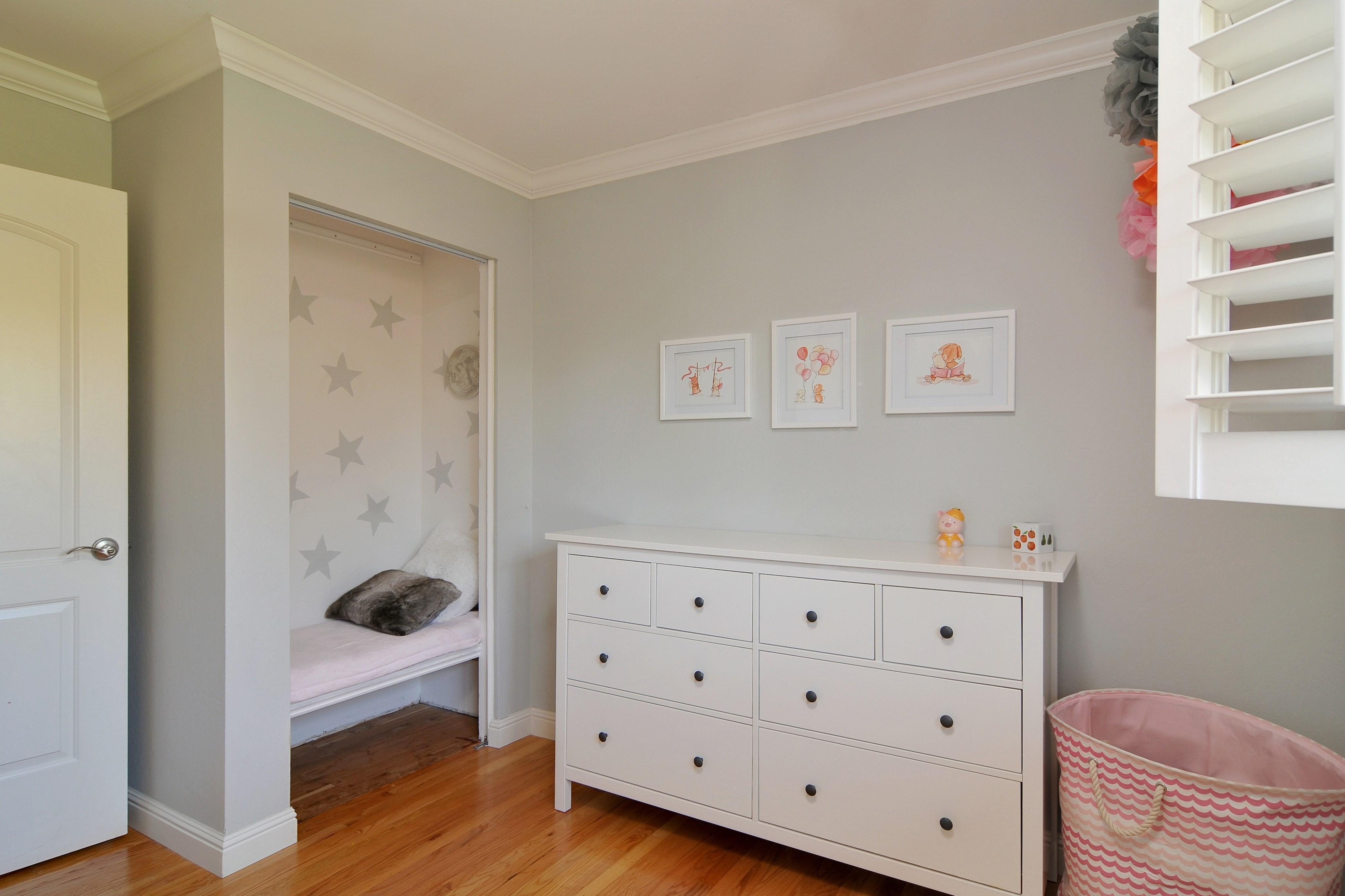 020 Bedroom 3 Nook - Exquisite, expansive, remodeled Belwood home - 127 Belhaven Drive, Los Gatos