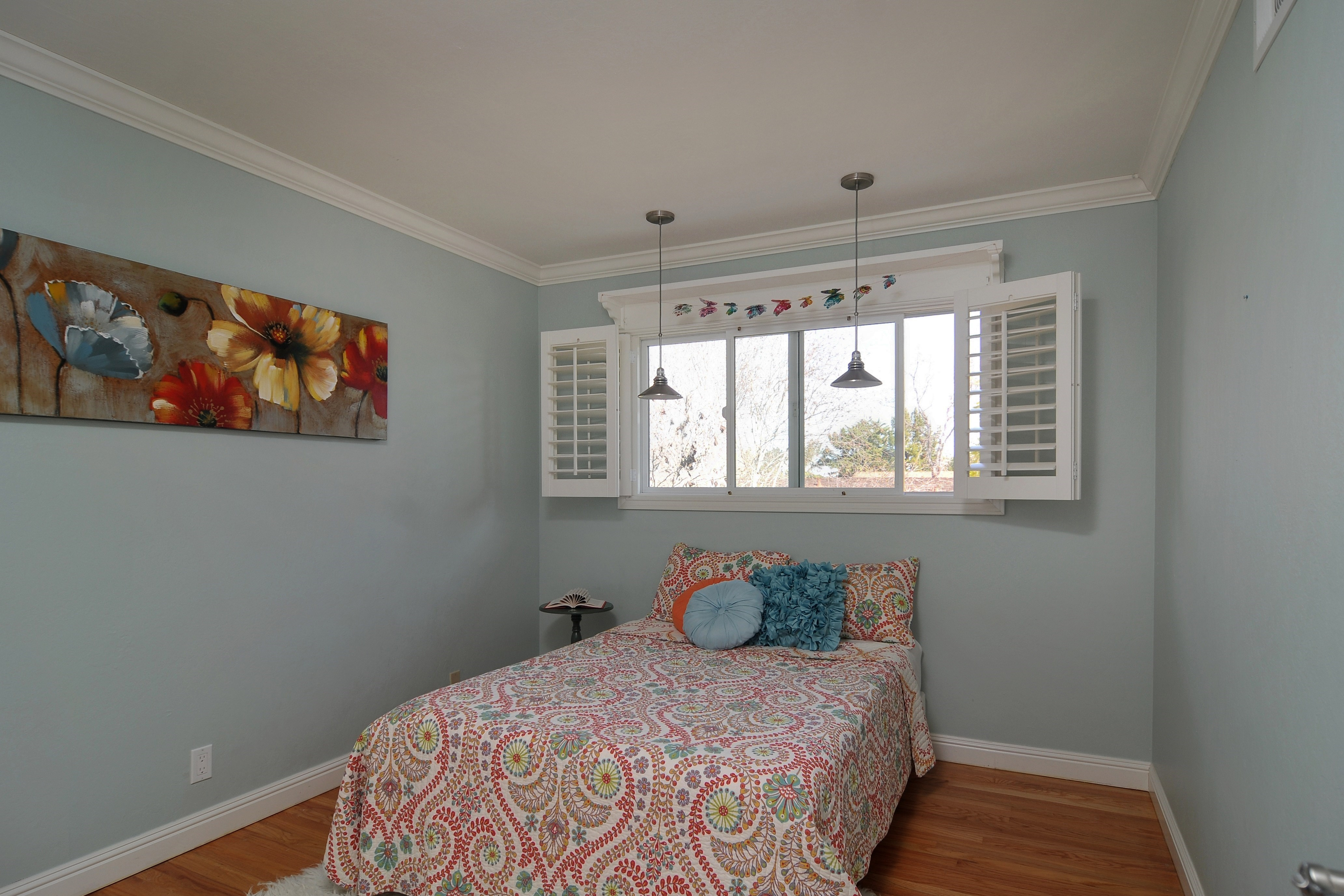 021 Bedroom 4 - Exquisite, expansive, remodeled Belwood home - 127 Belhaven Drive, Los Gatos