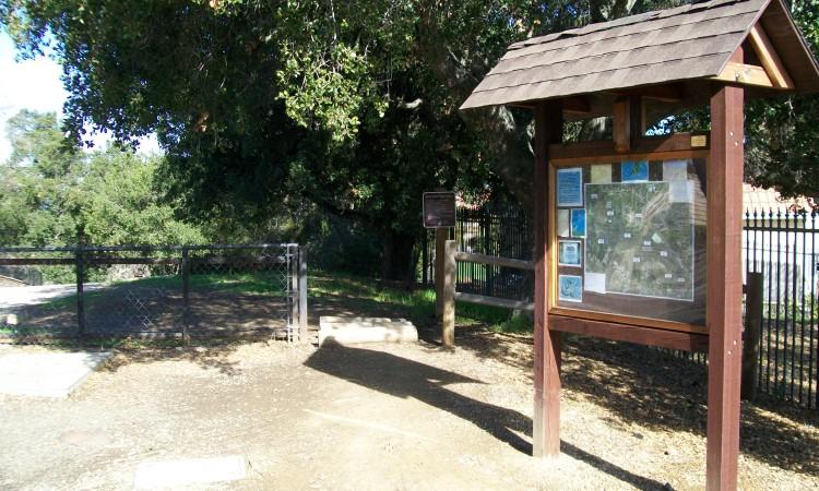 Santa Rosa trail head 2 750x450 - Santa Rosa Drive and Sierra Azule neighborhood