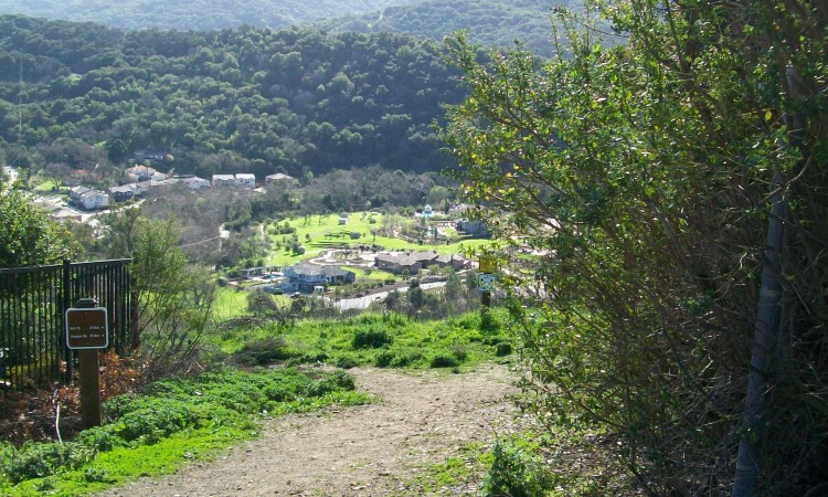 Santa Rosa view to Shannon Valley Ranch in Los Gatos