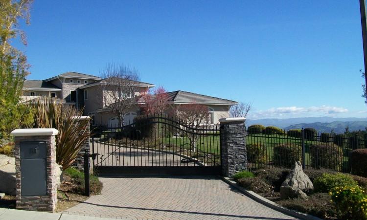 Sierra Azule view home