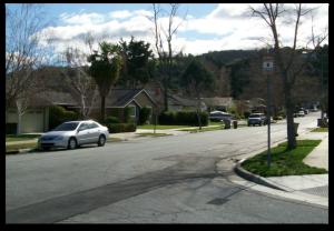 Hills proximity to the Alta Vista neighborhood