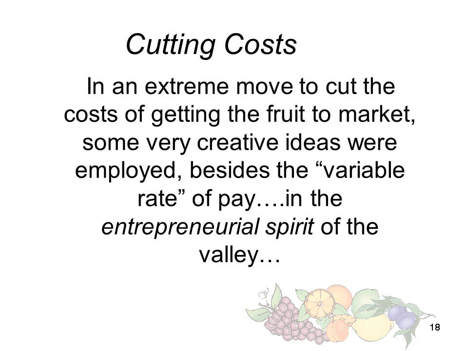 Slide18 - Saratoga and Los Gatos prune orchards - a piece of living history