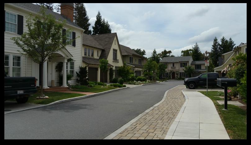 """Bluebird Lane"" on Templeton Lane , Los Gatos"
