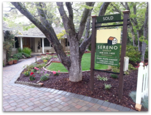 Elm Park in Monte Sereno, sold by Mary Pope-Handy