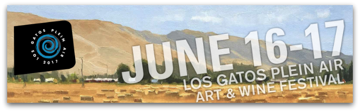 plein air 2017 1 - Plein Art Show in Los Gatos