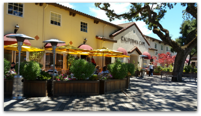 California Cafe at Old Town, Los Gatos - closing July 2016