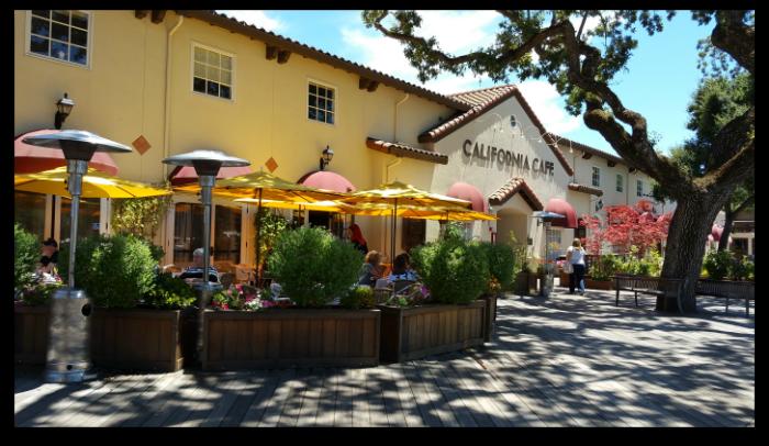 California Cafe at Old Town, Los Gatos - closing July 2016